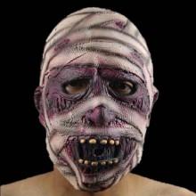 Realistische Halloween-Masken Ideen latex Halloween Masken Halloween horror Masken Mumie Maske