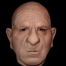 Realistische Halloween-Masken Ideen latex halloween-Masken halloween-Kostüm-Ideen