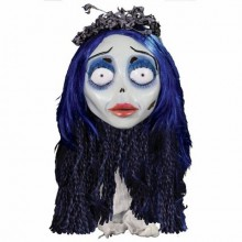 Silikon-Halloween-Masken realistische halloween-Masken emily corpse bride