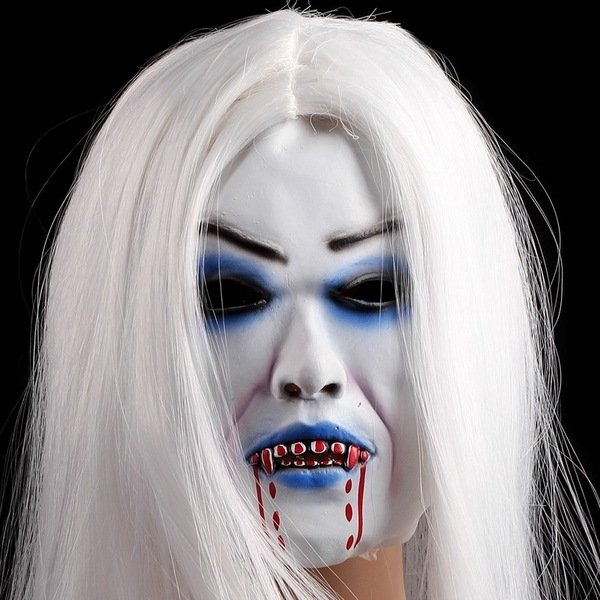 silikon halloween masken realistische halloween masken. Black Bedroom Furniture Sets. Home Design Ideas