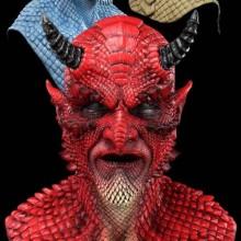 Silikon Halloween-Masken realistische halloween-Masken horror-Masken-Ideen
