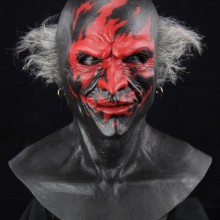 Silikon Halloween-Masken realistische halloween-Masken vollen Kopf halloween Masken