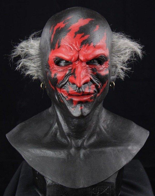 Silikon Halloween Masken – realistische Masken für eine beeindruckende Optik
