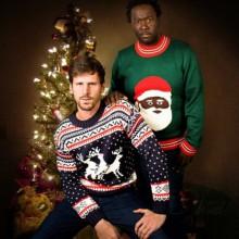 Weihnachten menswear hässlich christmas sweater christmas Pullover für Männer