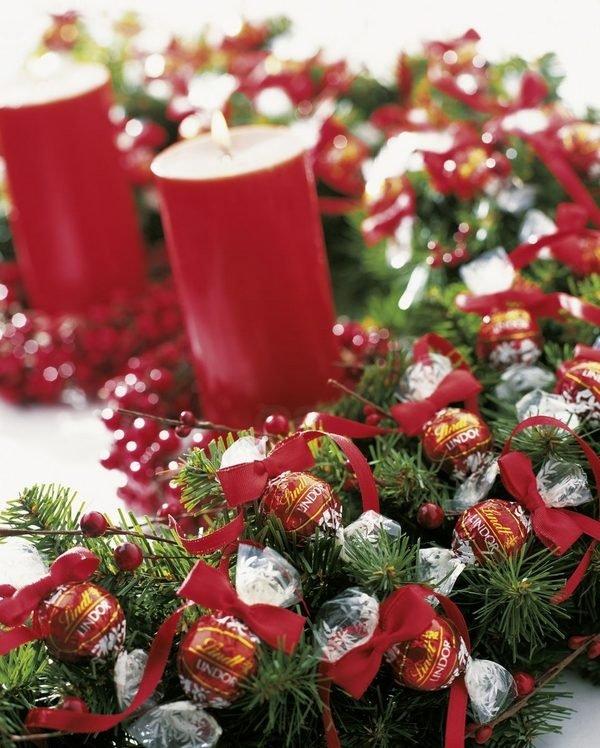 weihnachten esstisch herzstück – dogmatise, Esszimmer dekoo