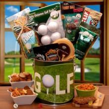 Weihnachts-Geschenk-Korb Ideen-golf-Geschenk-Ideen