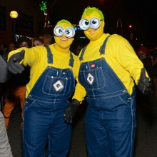 awesome diy-minion halloween-Kostüme aus despicable me