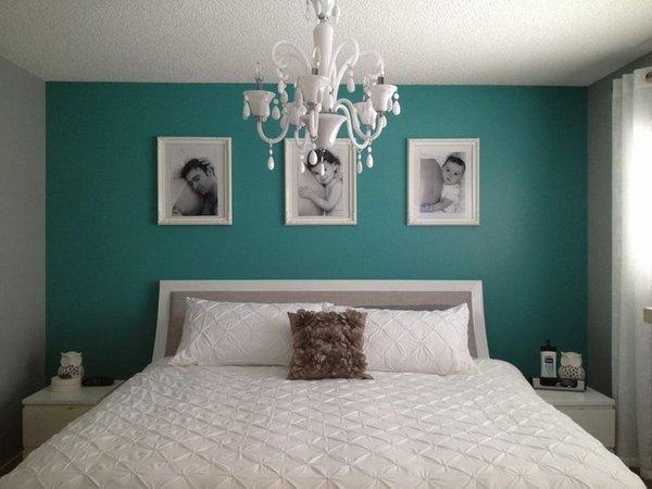 yarial.com = lila wand weiße möbel ~ interessante ideen für die ... - Schlafzimmer Lila Wand
