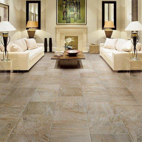 eleganten-Wohnzimmer-Interieur-design-weiß-sofa-Tisch-Lampen ...