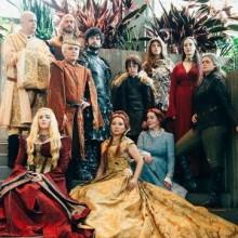 halloween-Kostüme game of thrones Halloween-Kostüm für Gruppen