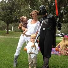 halloween-Kostüme halloween-Kostüme für Familien star-wars-Kostüme