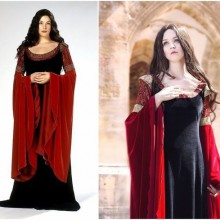 halloween costumes   halloween costumes for women The Lord of The Rings princess Arwen