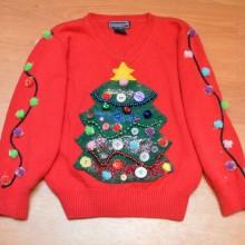 lustig Weihnachten Geschenk-Ideen, hässliche Pullover DIY-Ideen ugly christmas sweater