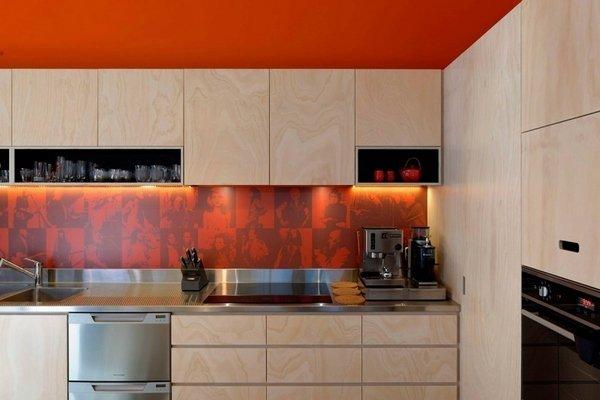 Moderne Kuchenarbeitsplatte Interieur Stil U2013 Topby, Möbel