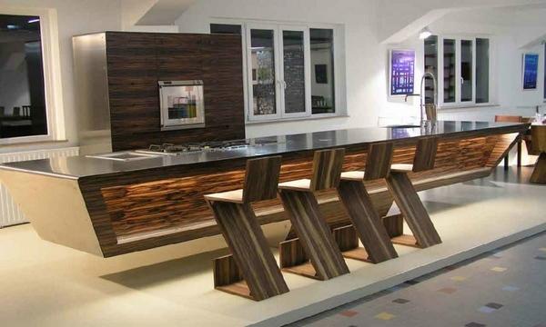 schillernden Küche Interieur design Ideen Küche ist genial ...