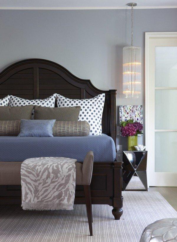 schmal Nachttisch designs-kleines Schlafzimmer-Möbel-Ideen ...