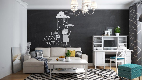 Skandinavische Wohnzimmer Design Ideen Mit Neutrale Farben Tafel