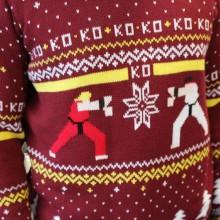 street fighter hässlich Weihnachten Pullover Spaß Weihnachten Geschenkideen