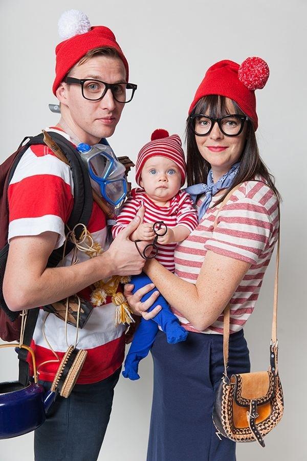 Trio Halloween Kostume Ideen Diy Familie Kostume Last Minute