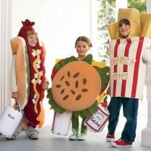 - trio halloween-Kostüme Ideen, Spaß halloween-Kostüme für Kinder