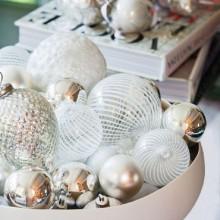 winter wonderland Dekorationen Weihnachts Deko-Ideen Tabelle Herzstück Ideen
