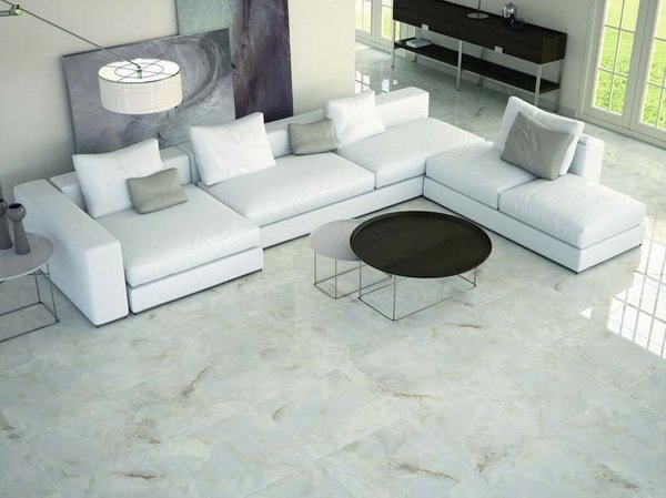 zeitgenössischer Wohnzimmer weiß-Schnitt-sofa-schwarz-Kaffee-Tisch ...
