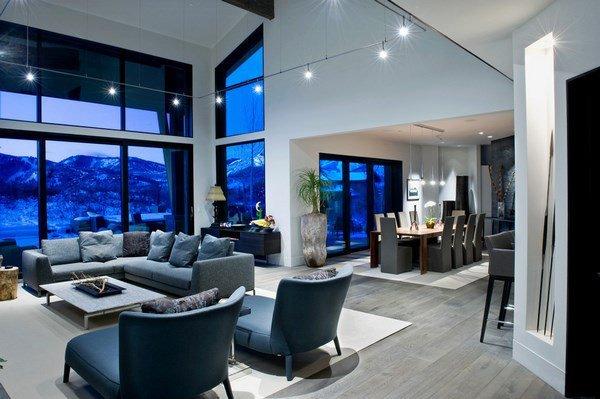 Parkett grau wohnzimmer  De.pumpink.com | Wohnwand Ikea
