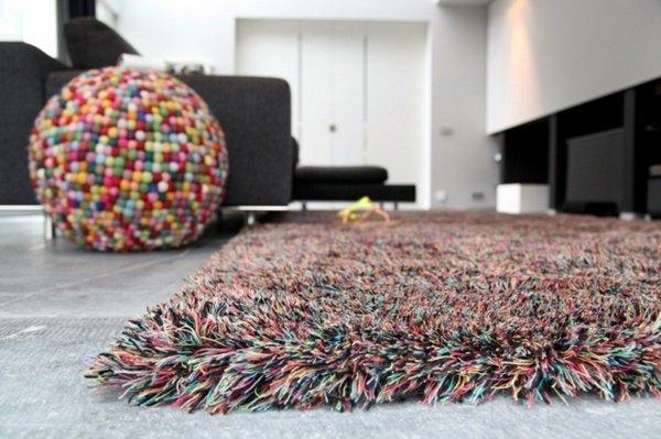 Emejing Wohnzimmer Weis Bunt Pictures - Ideas & Design ...