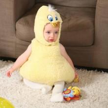 Baby-Küken-baby-junge-Ostern-outfits Kostüm-Ideen