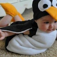baby-pinguin-lustige-kostuem-ideen-kleinkind-4