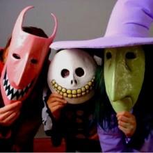 diy-scary-halloween-masken-kinder-halloween-party