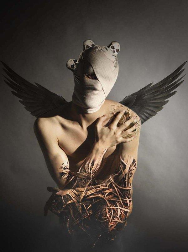 Ideen für Halloween Kostüme, inspiriert von dämonischen Kreaturen