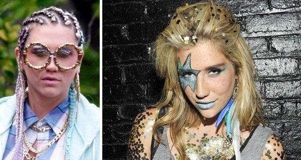 Ideen für Halloween Kostüme und make-up, inspiriert von den Berühmtheiten