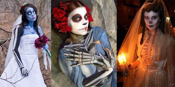 Halloween Ideen Frauen.Halloween Kostuem Ideen Fuer Frauen Beaengstigend Gruselige