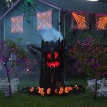 halloween-requisiten-ideen-kreative-halloween-deko-ideen-led-leuchten