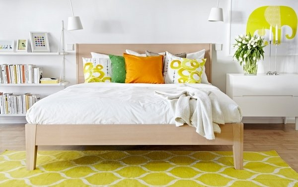 Schlafzimmer Ikea Weiß: 17 tolle designs für komplettes ikea ...