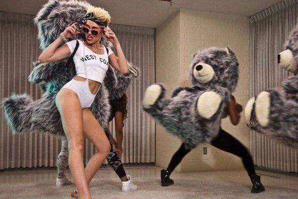 Miley Cyrus Halloween Kostüm Ideen zu einem Blickfang