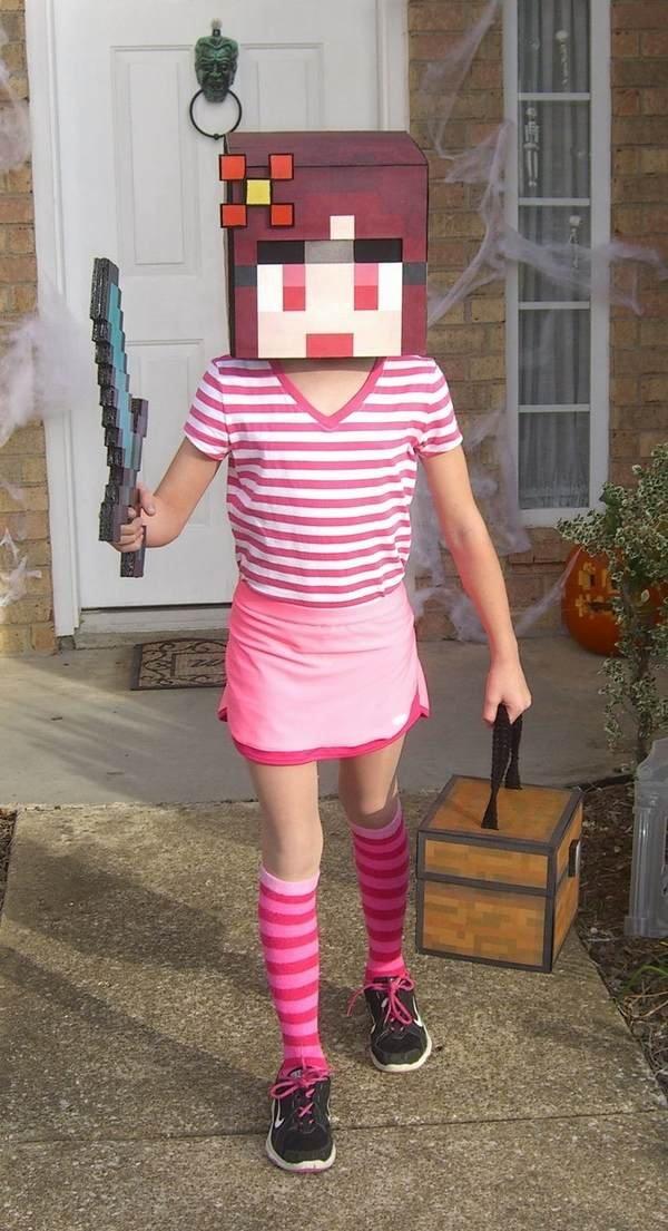 Minecraft Halloween Kostüme – Ideen für Kinder und Erwachsene