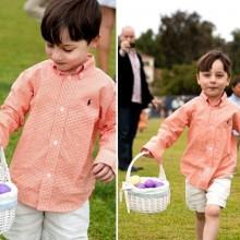 Oster-outfits für Jungen Ideen Ostereiersuche, Ostern Korb