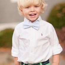 Oster-outfits für Jungs-Ideen Frühling Mode für Kinder