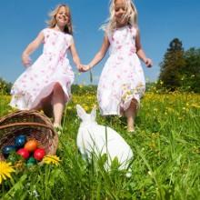 Oster-outfits für Mädchen Ostern-Kleider-Ideen
