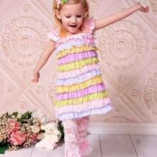 Ostern-Kleider für Mädchen-Kleinkinder-Ideen