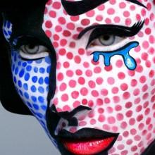 punkte-make-up-ideen-halloween-make-up-frauen-8