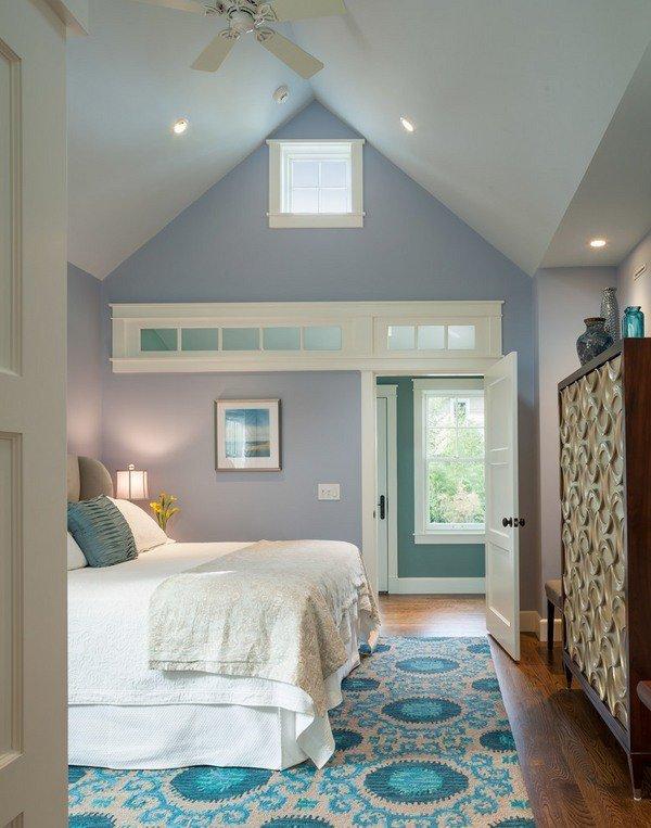 Schlafzimmer Teppiche-Interieur-design-Ideen Farben-Akzente ...
