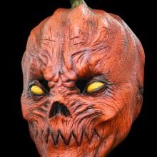 silikon-halloween-masken-pumpkin-head