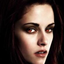 Vampir rot halloween Kontaktlinsen twilight Film -
