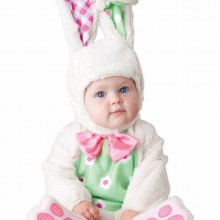 baby-junge-Ostern-outfits cute bunny-Kostüm toddles