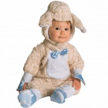 baby-junge-Ostern-outfits little lamb Kostüm -