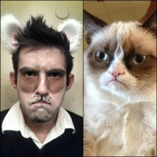 bizarren-halloween-make-up-ideen-die-katze-mann-20