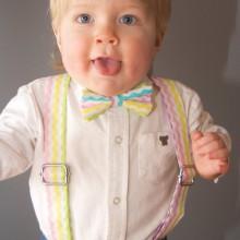 cute baby boy Ostern outfits Ostern bow tie Hosenträger